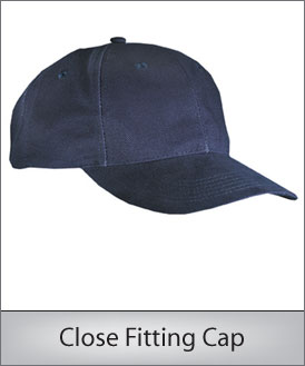 Close fitting cap